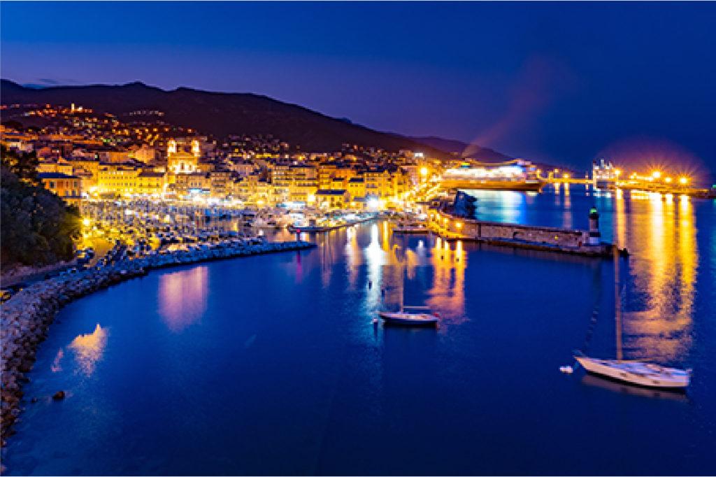 De Bastia à Bonifacio